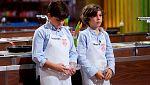 MasterChef Junior 2 - Guillermo y Mauro se quedan a las puertas de la final