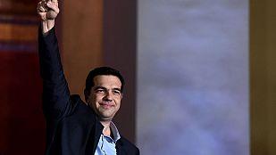 """Tsipras afirma que el pueblo le ha dado un mandato claro: """"Grecia deja la austeridad"""""""