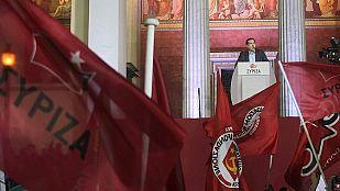 Tsipras inicia la ronda de contactos para formar Gobierno