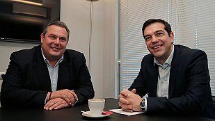 Griegos Independientes anuncia su apoyo a Syriza para la formación de Gobierno