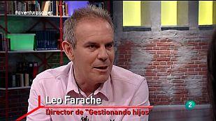 La Aventura del Saber. Leo Farache. Inteligencia colectiva. Educación