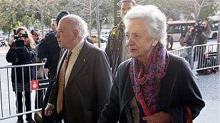 El expresidente catalán Jordi Pujol declara este martes ante la juez por los fondos que ocultó