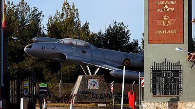 El fallecimiento de un militar francés eleva a 11 el número de muertos en el accidente de F-16