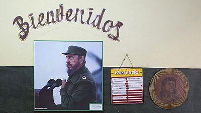 Fidel Castro desconfía de Estados Unidos