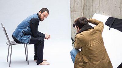 Entrevista a Carles Francino, protagonista de V�ctor Ros, sobre la serie, la moda y su colaboraci�n con la firma de sastrer�a masculina Garc�a Madrid
