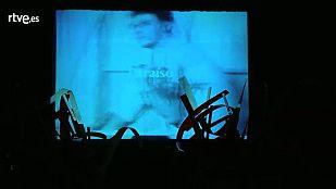 Desfile de García Madrid y entrevista al diseñador Manuel García