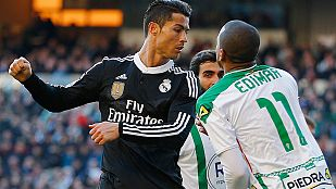 Cristiano, sancionado con dos partidos