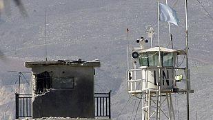 """La ONU condena la muerte del casco azul español y dice que ocurrió en """"intercambio de fuego"""""""