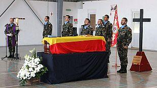 """Margallo dice que el soldado muerto en Líbano estaba en una zona """"conocida"""" de la ONU"""
