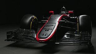 McLaren presenta el MP4-30, el nuevo monoplaza para la temporada 2015
