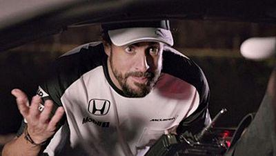 McLaren Honda se ha tomado con humor su vuelta al Gran Circo de la Fórmula 1. Sus pilotos regresan al futuro como en la famosa película dirigida por Robert Zemeckis.