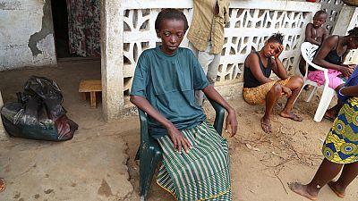 Adama, la embarazada que sobrevivió al ébola