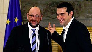 """El primer ministro griego pide """"tiempo"""" a la UE para hacer """"reformas muy profundas"""""""