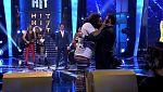 Hit-La Canción- El beso de 'El Sevilla' y Bustamante