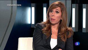 El Debat de La 1 - Entrevista a Alícia Sánchez-Camacho, presidenta del PPC