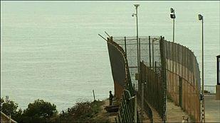 Seis muertos y cuatro desapareidos al naufragar una patera cerca de Melilla