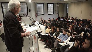 IU decide no expulsar a los portavoces de Madrid ni intervenir la federación