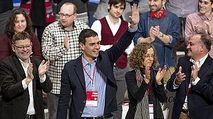 Convención Autonómica del PSOE en Valencia