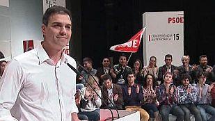 Pedro Sánchez reivindica el papel del PSOE en la izquierda