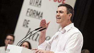 En Valencia termina la convención autonómica del PSOE