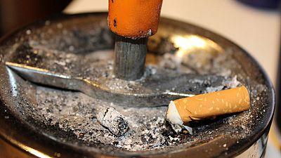 Las ventas de cigarrillos cayeron un 35% desde la entrada en vigor de la última ley antitabaco en 2011
