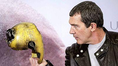 La Academia otorgará a Antonio Banderas el Goya de Honor a toda su carrera