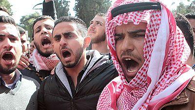 Jordania es uno de los cinco países árabes que bombardean a los yihadistas en Siria