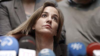 """Tania Sánchez sale de IU para crear una candidatura  """"unitaria"""" y descarta su integración en Podemos"""