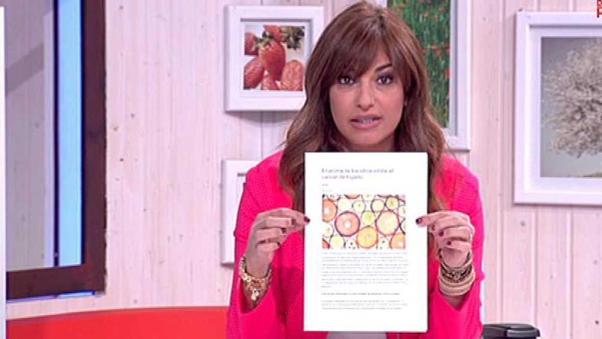 Mariló aclara su comentario sobre el limón y el cáncer