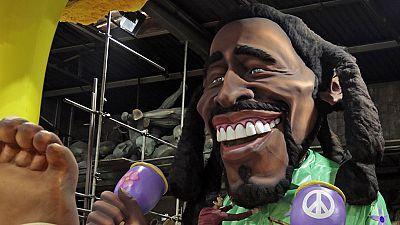 Se cumplen 70 años del nacimiento de Bob Marley, la leyenda del reggae