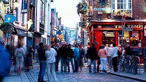 Las costas de Irlanda: Dublín y el Este