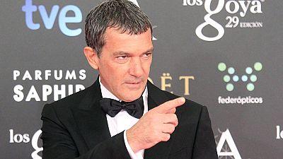 """Antonio Banderas, Goya de Honor 2015: """"Estoy excitado y emocionado"""""""