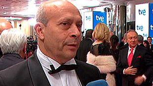 Wert celebra en los Goya 2015 el éxito de público y la alta calidad del cine español