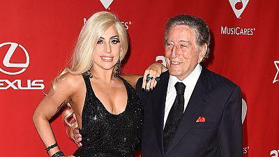 Grandes artistas participan en la entrega de los Premios Grammy