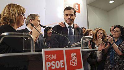 Tomás Gómez no acata su destitución y anuncia posibles actuaciones judiciales