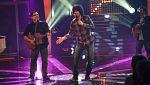 Hit-La Canción- Melendi interpreta 'Más allá de nuestros recuerdos' junto a su autor Pedro Sosa