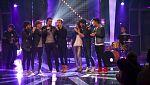 Hit-La Canción- Auryn interpreta 'Tic tac', un éxito en español