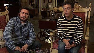 """Los productores: """"Aquí hay mucho de Fortunata y Jacinta"""""""