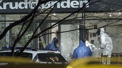 Un muerto y tres policías heridos en un ataque terrorista en Copenhague
