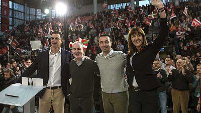 Pedro Sánchez dice que está cumpliendo su palabra de cambiar el PSOE