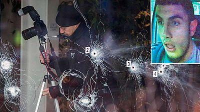 El presunto autor de los atentados en Copenhague era un joven de 22 años