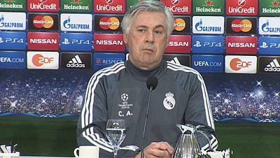 """El entrenador del Real Madrid, Carlo Ancelotti, ha apelado a la motivación de sus jugadores de cara al encuentro de octavos de Champions ante el Schalke 04. """"Lo importante es la motivación para volver a ser campeones de Europa"""", ha asegurado el técni"""