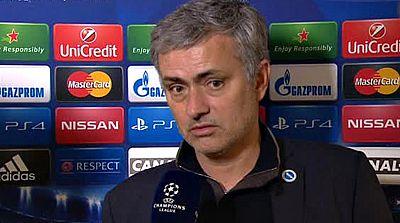 """""""El Chelsea es todavía un equipo en construcción. Tenemos jugadores jóvenes que se encuentran cómodos en la Premier pero aún les falta experiencia en Champions"""", ha analizado el técnico portugués del Chelsea."""