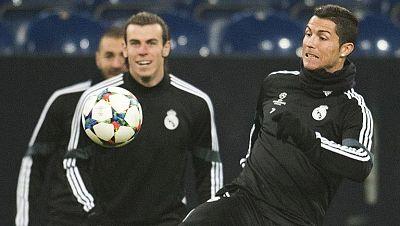 El Madrid quiere recuperar las buenas sensaciones ante el Schalke