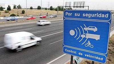 Tráfico hará visibles para los conductores todos los radares