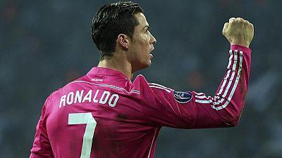 Cristiano vuelve a marcar y el Madrid progresa