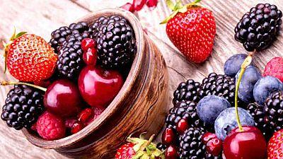 Saca partido a los frutos rojos