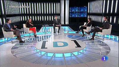 El Debat de La 1 - Cap a on camina Catalunya?