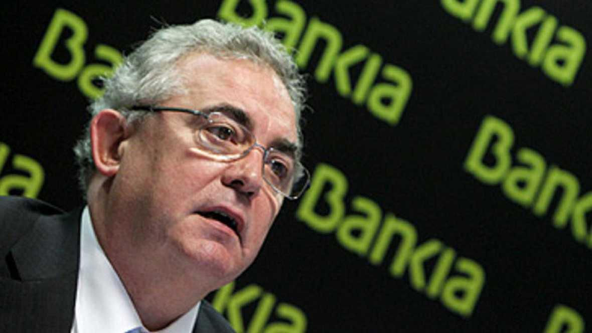 """El número dos de Rato en Bankia rechazó la tarjeta y le dijo que era """"mala praxis"""""""
