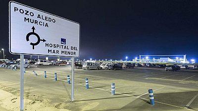 Encuentran el cadáver descuartizado de un hombre que había desaparecido en Murcia